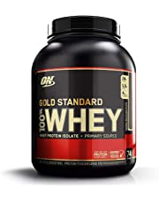 Optimum Nutrition 100% Whey Protéine Gold Standard, Chocolat, Whey Isolate 2,27 kg