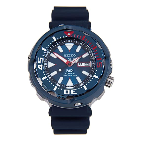 Reloj Seiko Padi Solar Divers Edición Limitada Caballero SRPA83K1