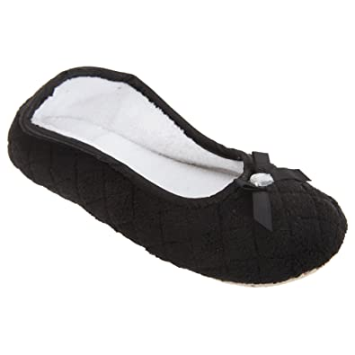 Chaussons style ballerines - Femme beofN