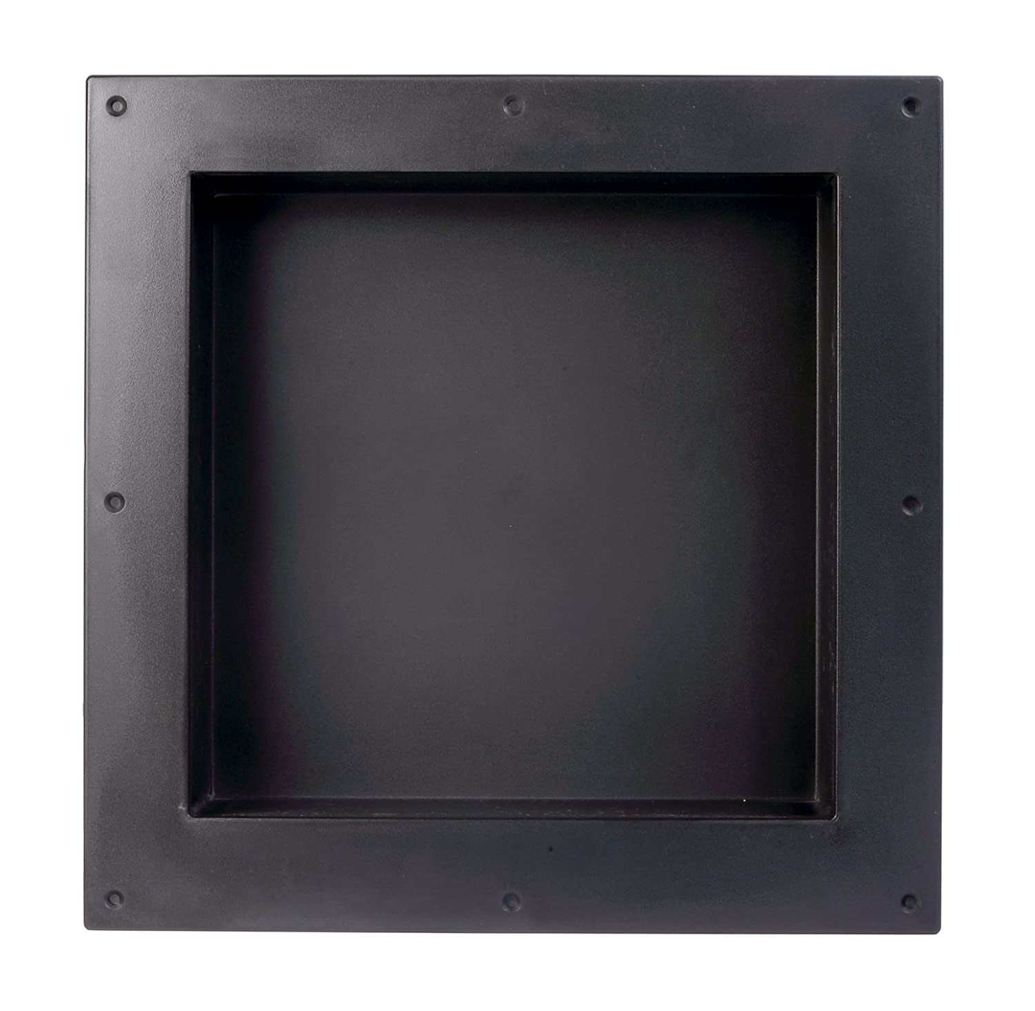 """Large Double Recessed Shower Niche, Ready to Tile, 25"""" x 17"""" x 3.75"""" by Novalinea"""