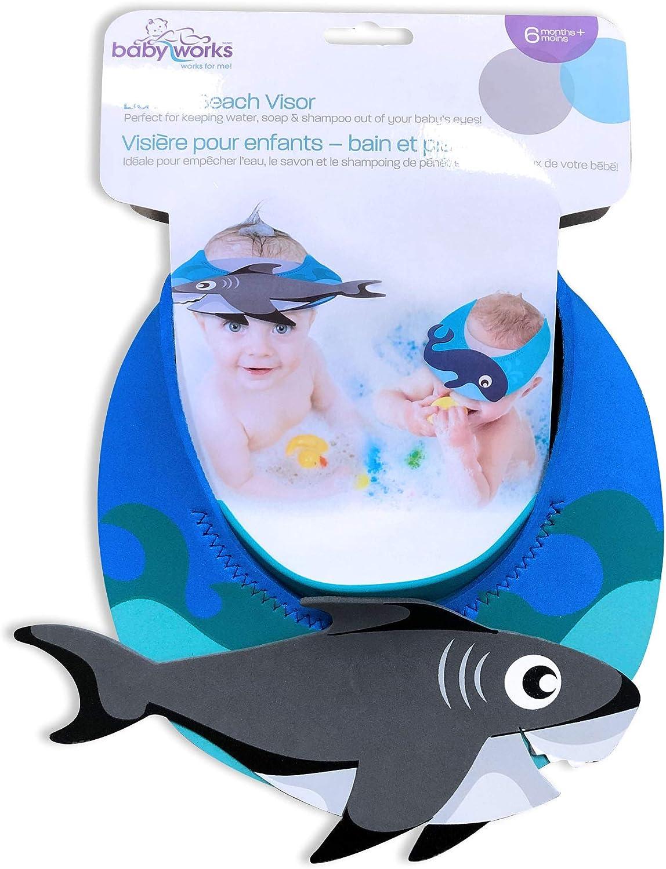 Fish Baby Works Bath /& Beach Visors