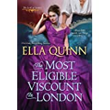 The Most Eligible Viscount in London (The Lords of London)