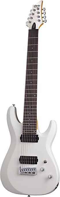 Schecter C-8 DELUXE  8-String Electric Guitar