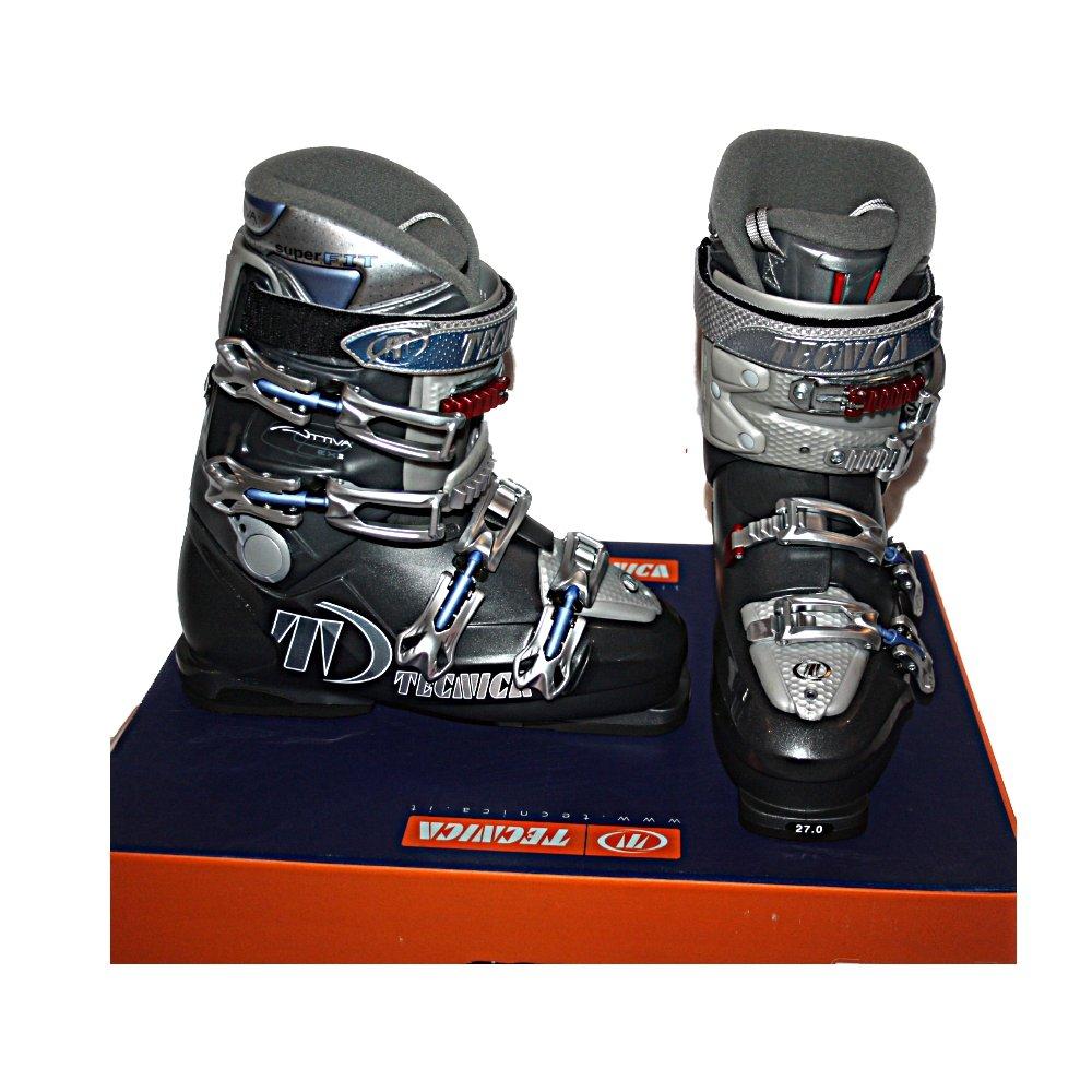 Tecnica Attiva EX2 Superfit women's Ski boots size mondo 27 / US 10 women new by Tecnica