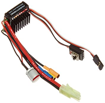 Mtroniks VIPER MARINE 20 /'Plug n Play/' Electronic Speed Controller Boats 20A ESC