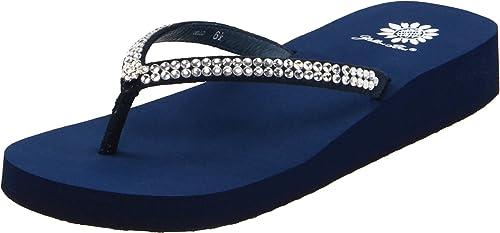 02c73887f Yellow Box Women's Jello Sandal