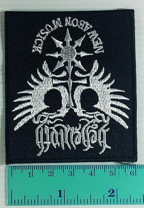 Amazon Behemoth New Aeon Musick Music Band Logo Heavy Metal