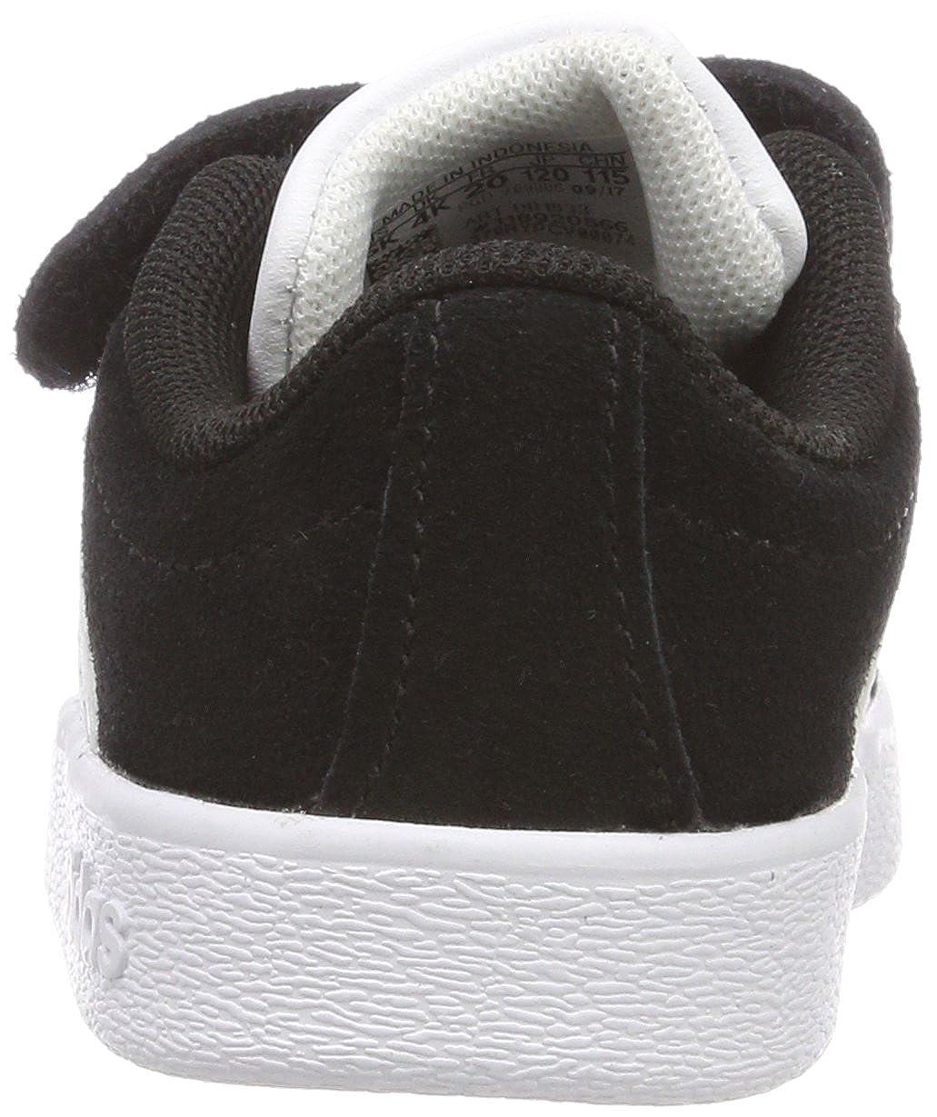 new product fe713 cb13d Adidas VL Court 2.0 Cmf I, Scarpe da Ginnastica Basse Unisex – Bimbi 0-24  DB1833