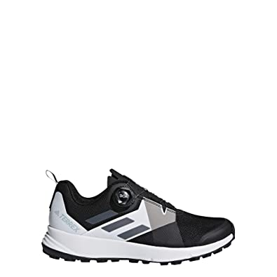 a2c30764b adidas Women s Terrex Two Boa Trail Running Shoes Black  Amazon.co ...