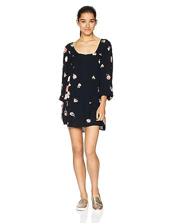 a78128e1a7 Amazon.com: Billabong Women's Beach Craze Dress: Clothing