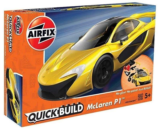 Airfix Quickbuild McLaren P1 Snap Together Plastic Model Kit