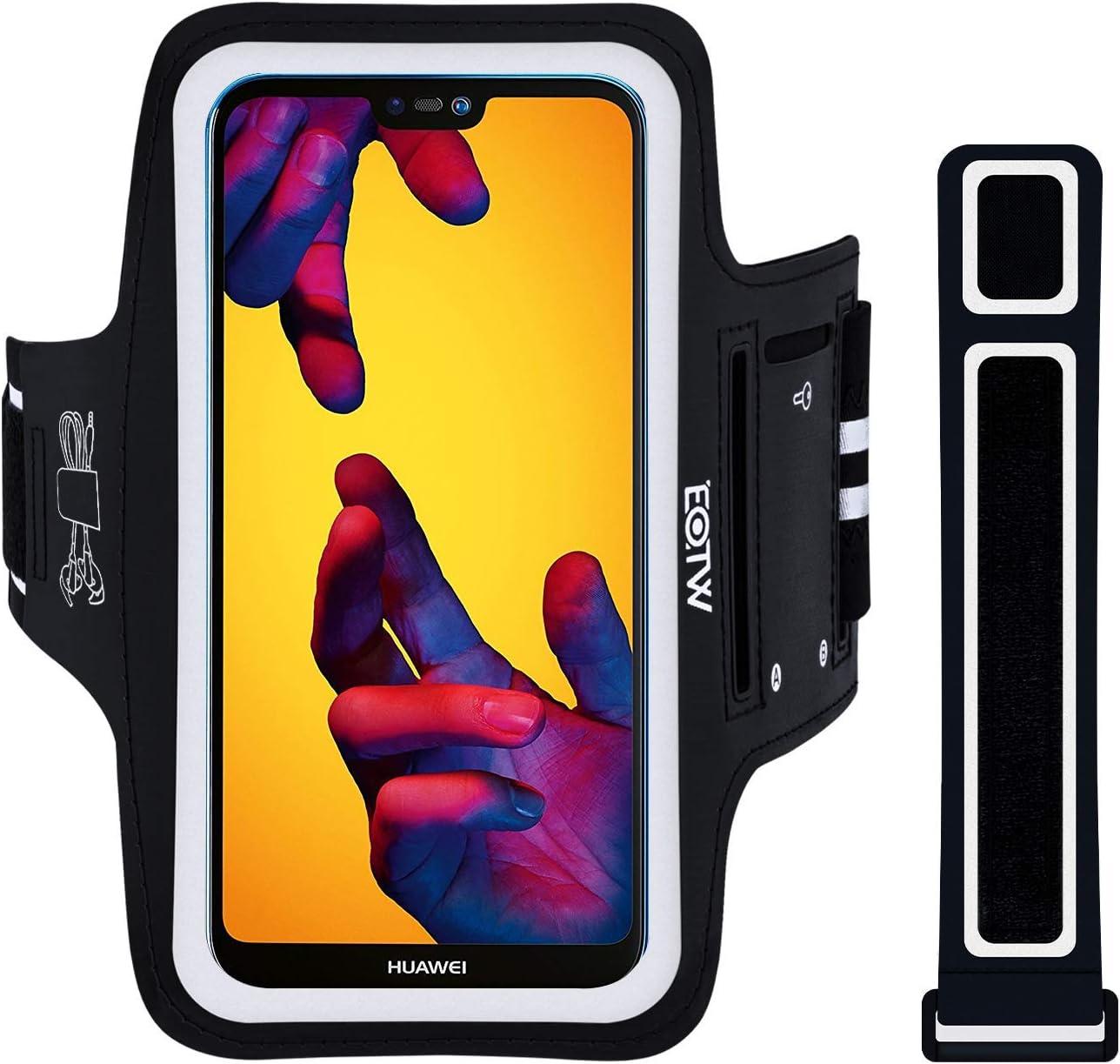 Porta Movil Running EOTW Brazalete Deportivo Compatible con Huawei ...