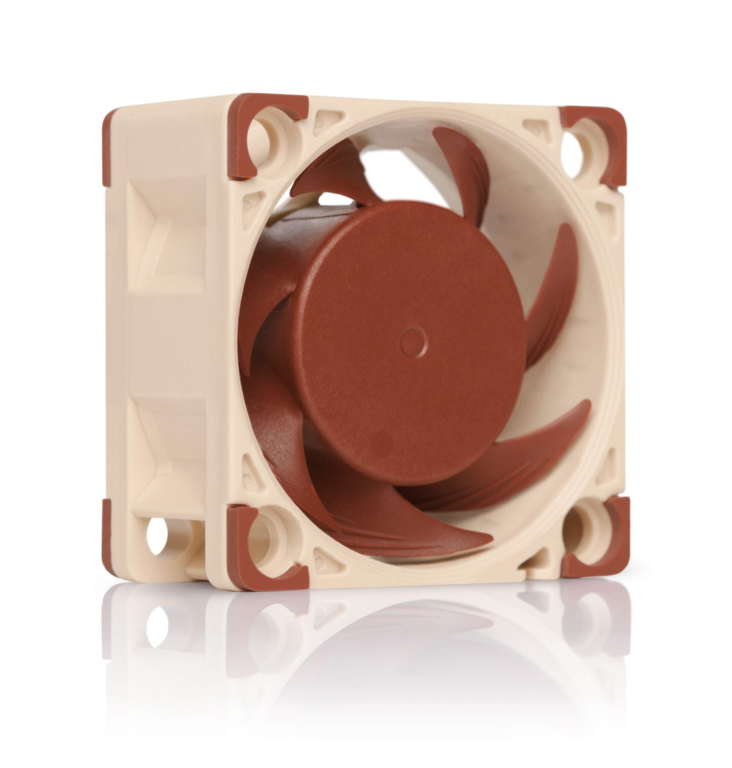 NOCTUA NF-A4x20 PWM, Premium Quiet Fan, 4-Pin (40x20mm, Brown) by NOCTUA