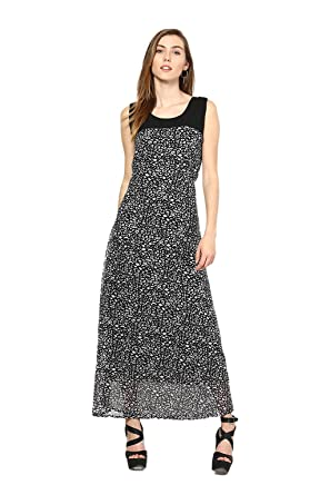 94635226e991 Mayra Women s Party Wear Dress  Amazon.in  Clothing   Accessories