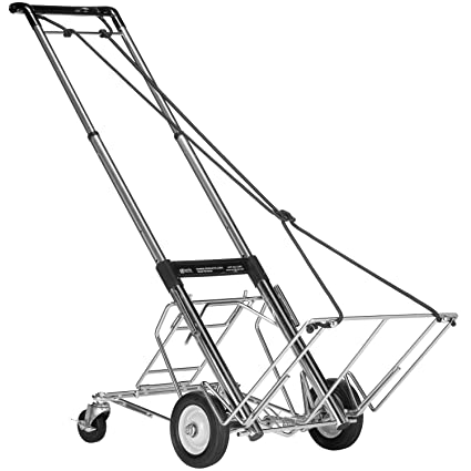7703 Telescoping 3 Stage Hand Truck Utility Cart Tools And