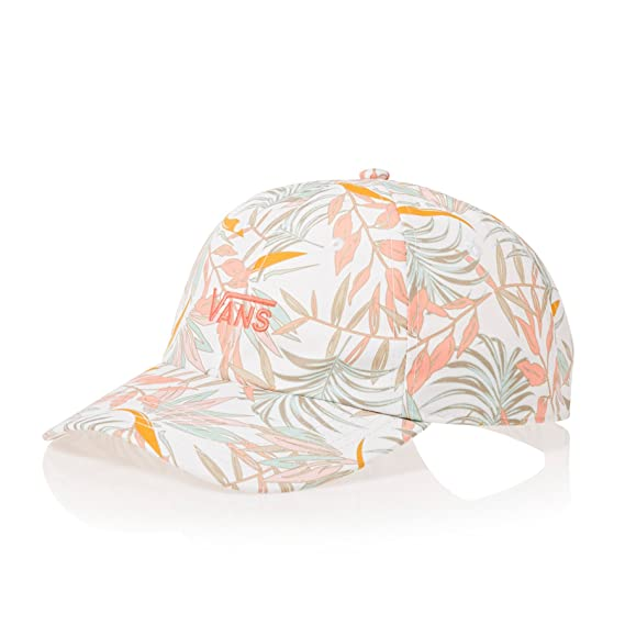 80afc433f46 Vans Apparel Women s Court Side Printed Hat Baseball Cap ...