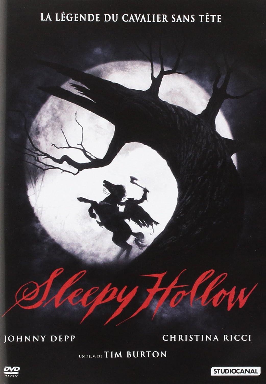 Sleepy Hollow, la légende du cavalier sans tête Francia DVD: Amazon.es: Johnny Depp, Christina Ricci, Richard Griffiths, Michael Gough, Miranda Richardson, Michael Gambon, Casper Van Dien, Jeffrey Jones, Ian McDiarmid, Christopher Walken,