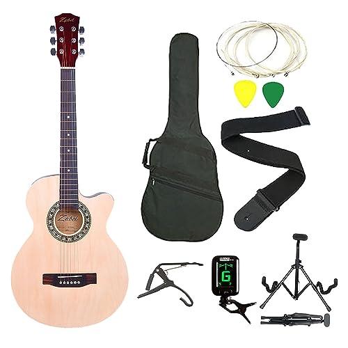 7. Zabel Elletra Series Acoustic Guitar