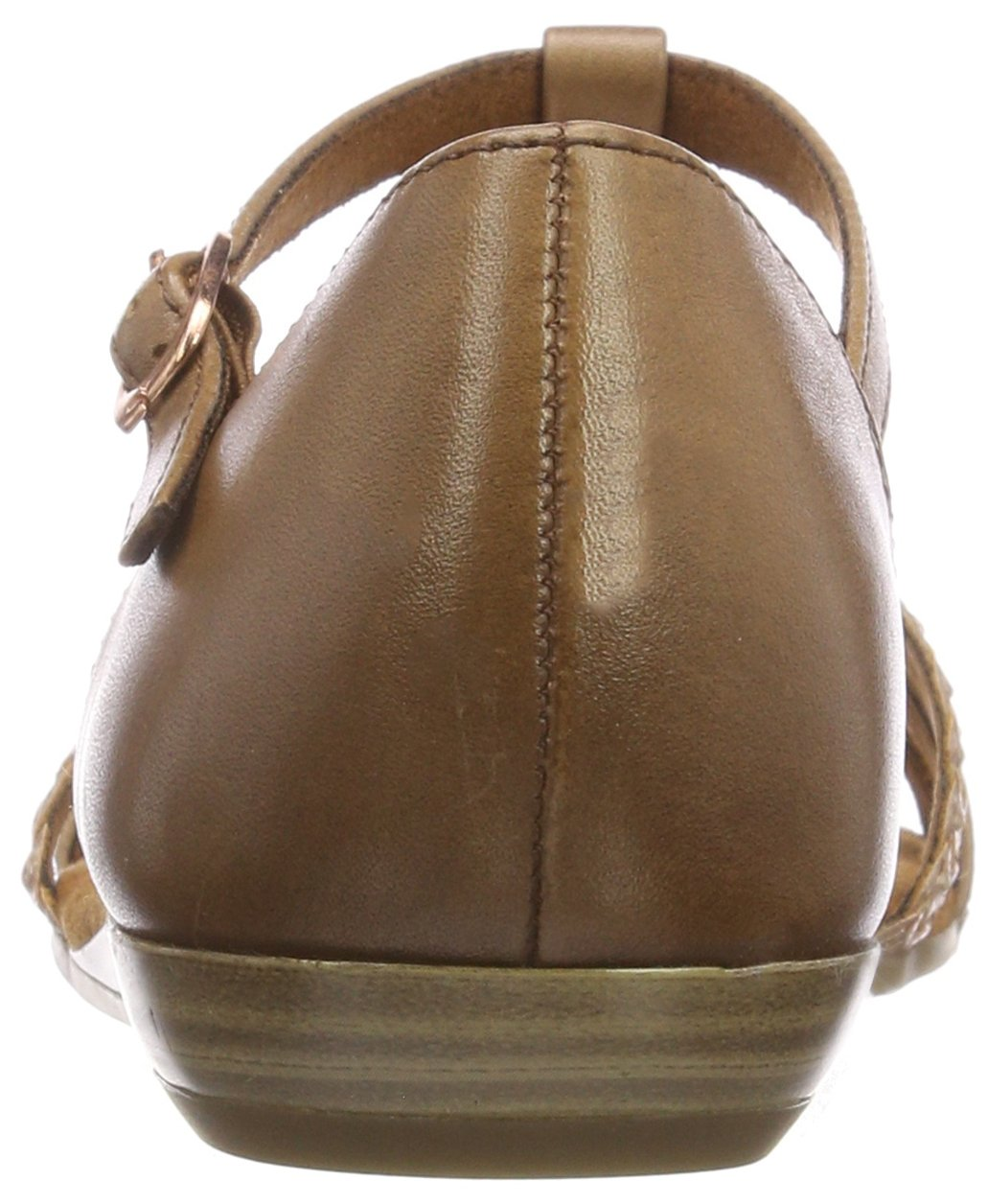 Tamaris Damen 28137 RiemchenSandale Braun (Cognac/Copper) (Cognac/Copper) Braun 6391b9