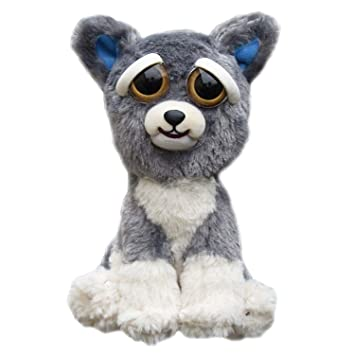 Feisty Pets FP-DOG Sammy Suckerpunch Perrito de peluche