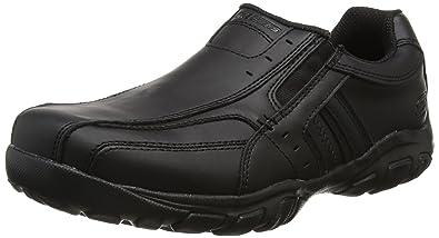 b950c66085c05 Skechers Boys  Grambler-Wallace Loafers  Amazon.co.uk  Shoes   Bags