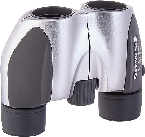 Olympus Roamer 8×21 DPC I Binocular Silver
