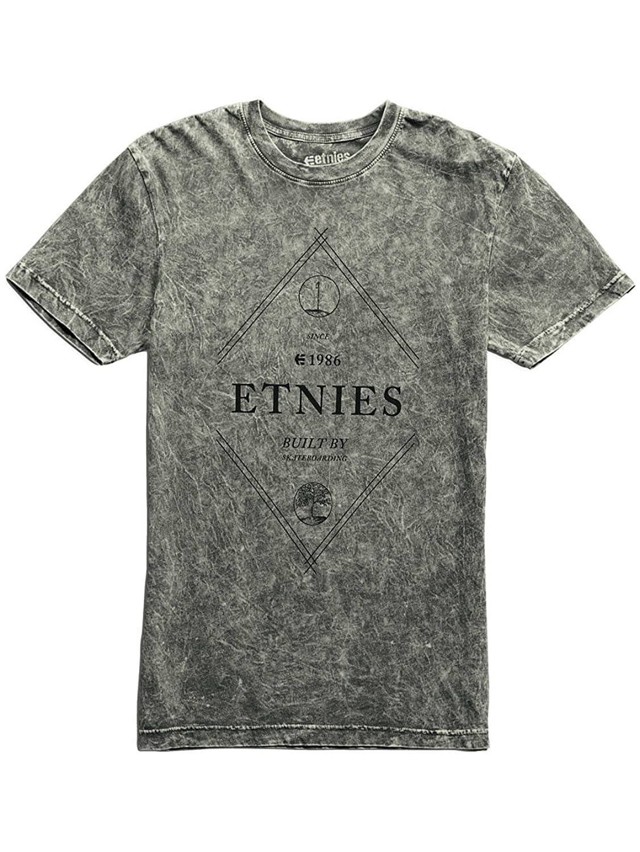 Etnies Men's Sword And Tree Short-Sleeve Shirt