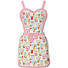 Retro 50's Treats Apron