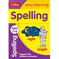 Spelling Ages 7-8: Ideal for home learning