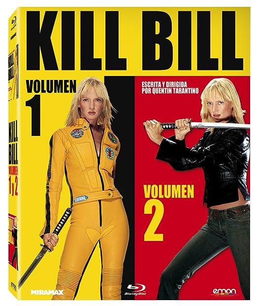 Pack Kill Bill [Blu-ray]: Amazon.es: Michael Madsen, Michael Bowen ...