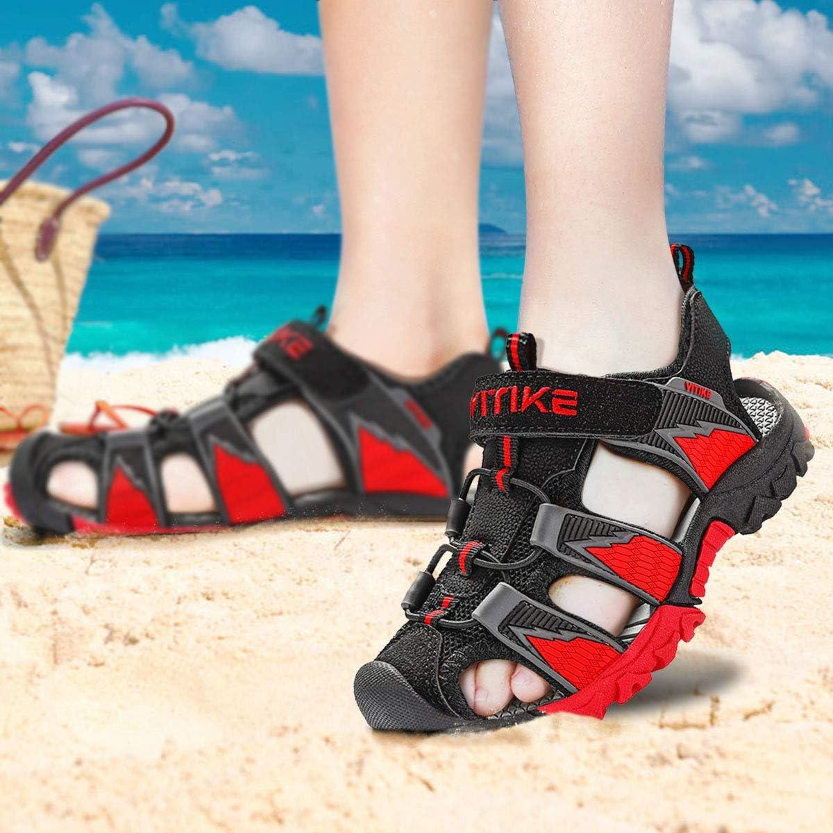Sandalen Jungen Beach /& Pool Sneakers Somme Strandschuhe Trekking-/& Wanderschuhe Unisex-Kinder