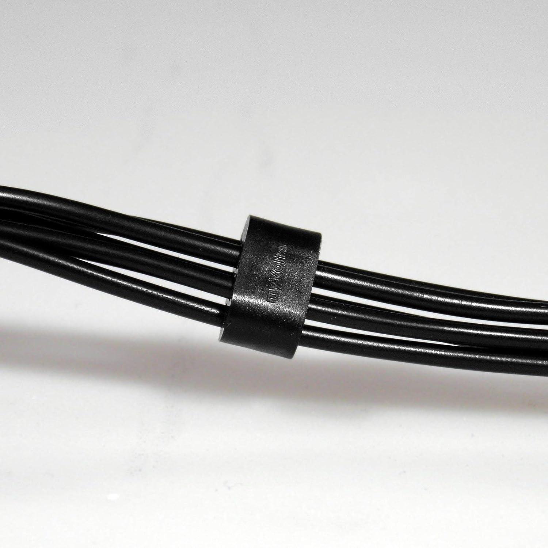 Verteiler-Ladekabel + Netzteil 5-Zweig Verteiler-Ladekabel f/ür Korg Volca von MyVolts
