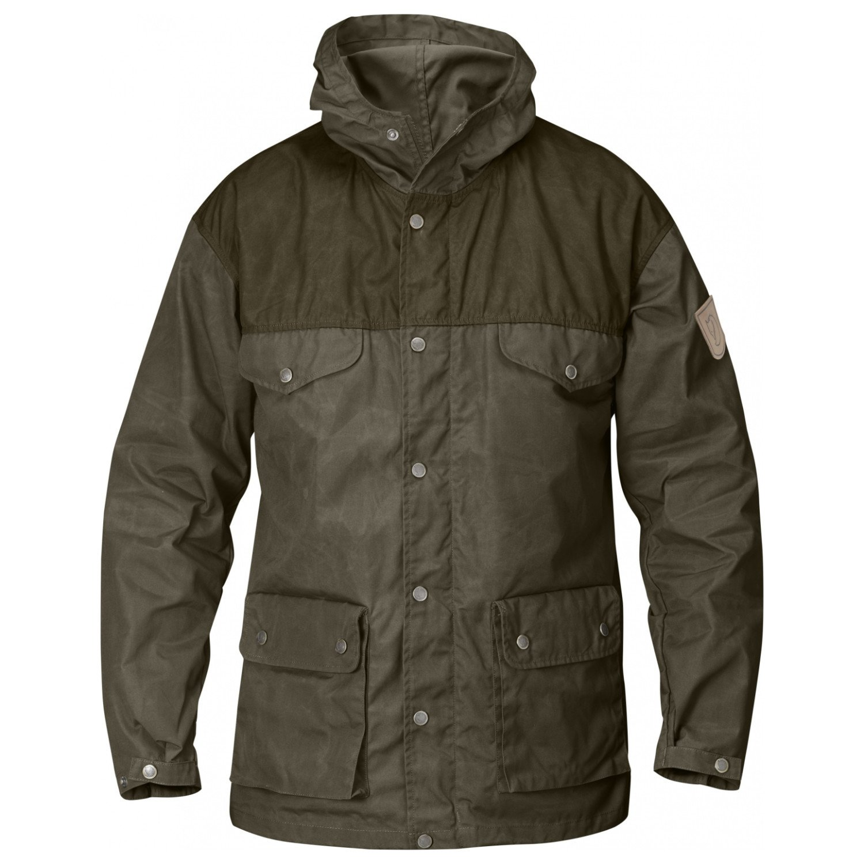 Fjällräven Greenland brown/green (Size: M) casual jacket