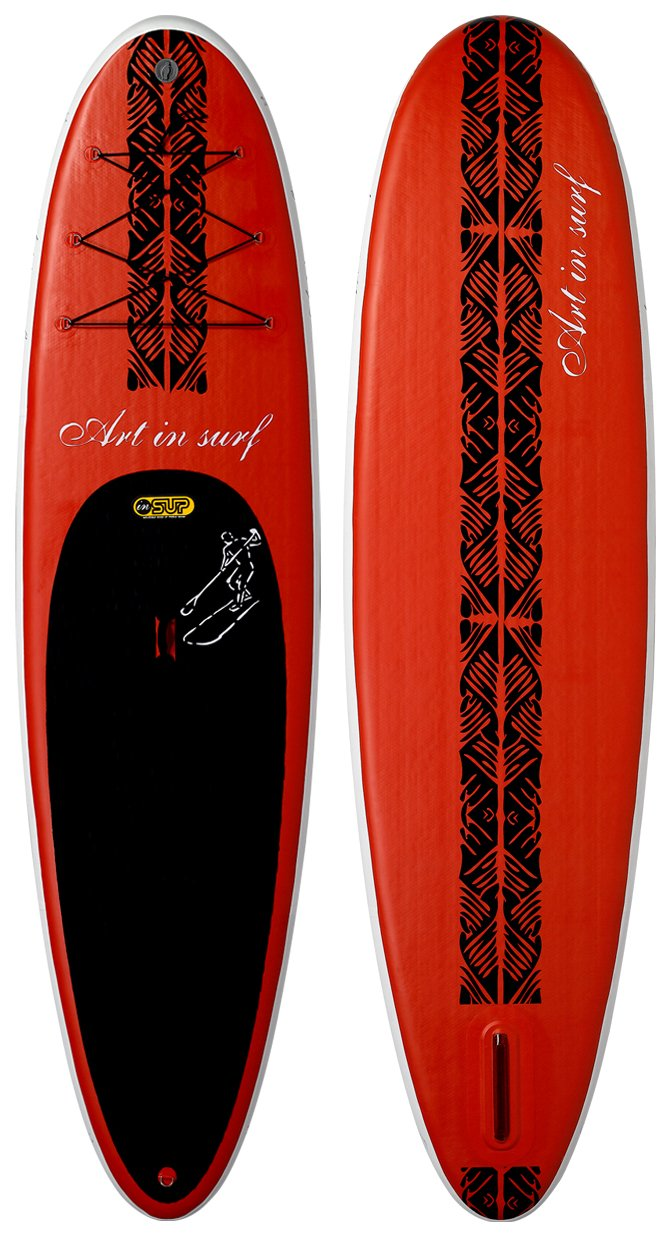 Art in Surf Insup Paddle Board