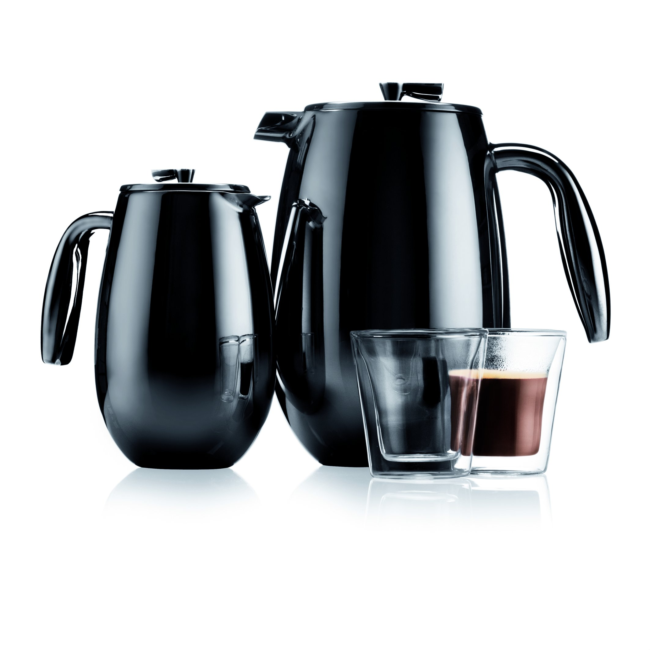 12 Cup Coffee Maker Equals How Many Ounces : Galleon - Bodum COLUMBIA Coffee Maker, Thermal French Press Coffee Maker, Stainless Steel, 51 ...