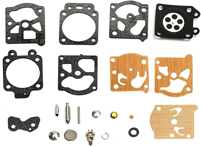 Amazon.com: Genuine Walbro Kit de reparación para carburador ...