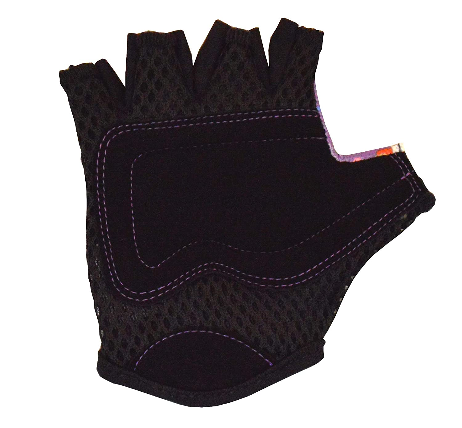 Fingerless Gloves for Kids Scooter /& Skateboard Ideal for Boys and Girls Kiddimoto Available in Different Colourful Designs /& Sizes Cycling Gloves Perfect for Bike