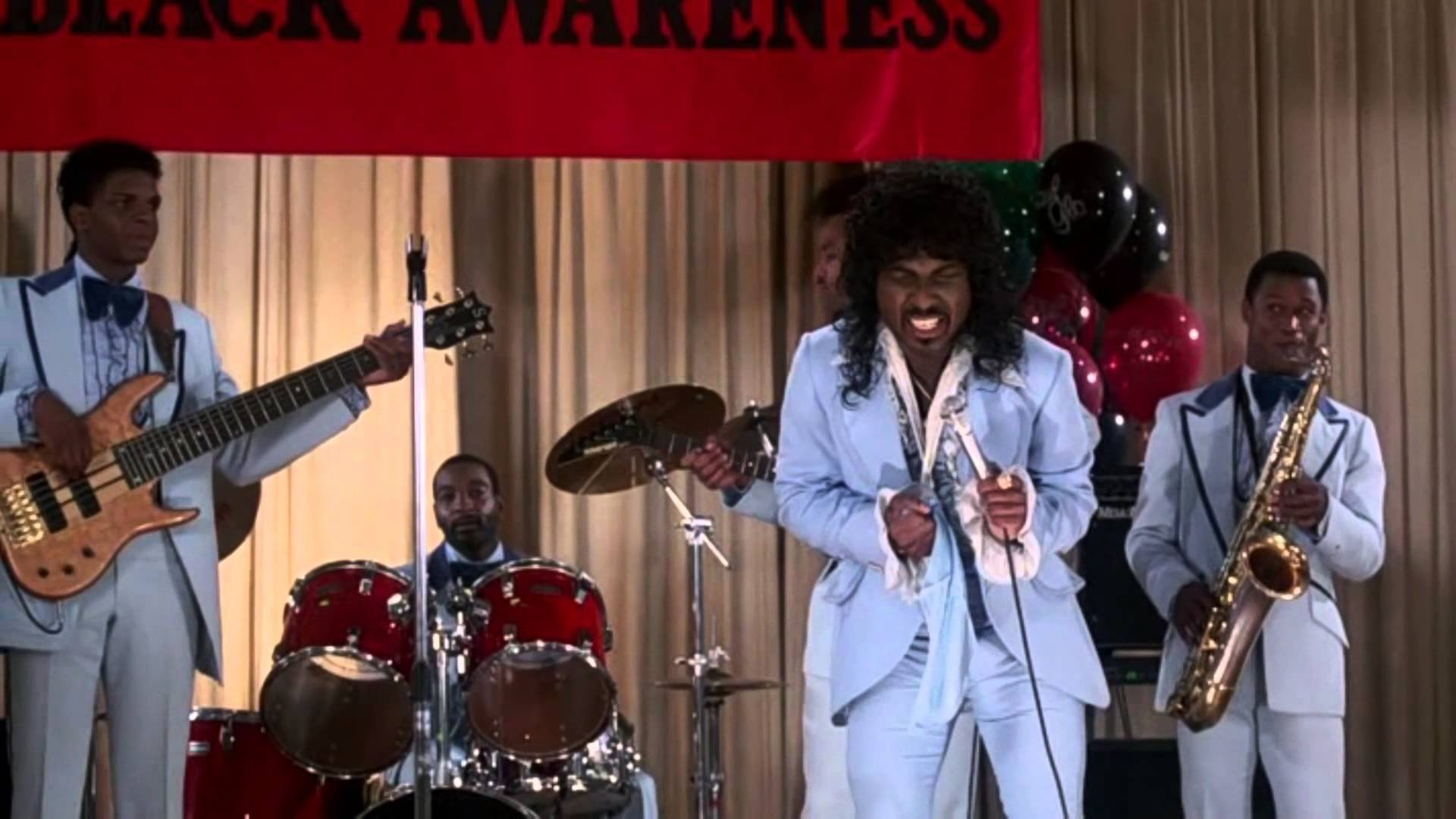 Coming to America T-Shirt - Randy Watson and the Sexual Chocolate