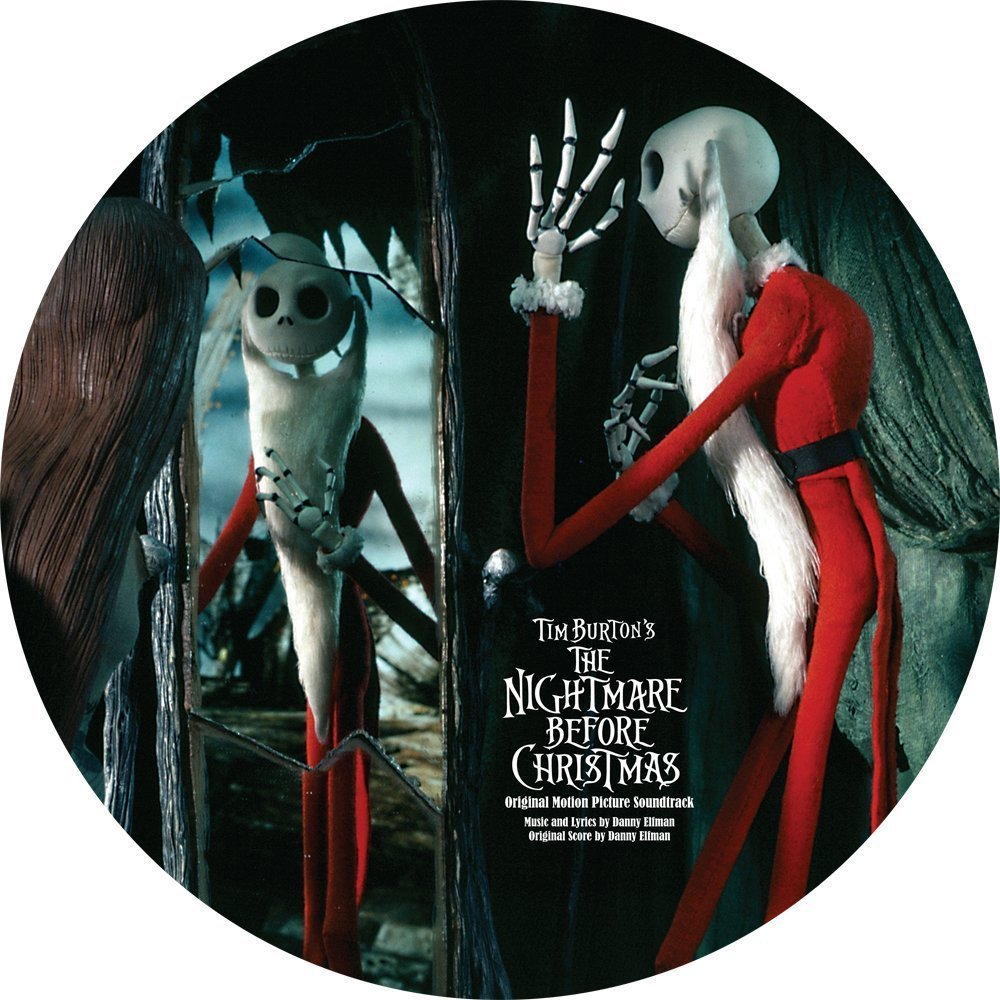 Soundtrack - The Nightmare Before Christmas [2 LP][Picture Disc ...