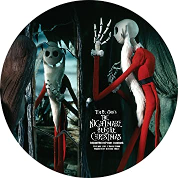 the nightmare before christmas 2 lppicture disc - A Nightmare Before Christmas 2