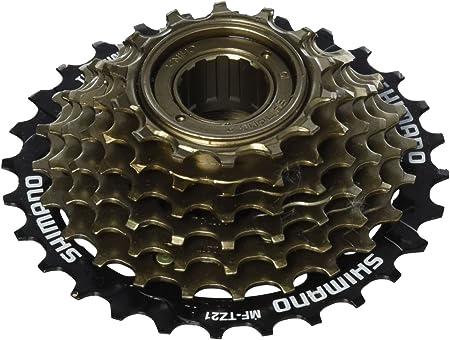 7 Speed Freewheel 14//28t M2A Black//Zinc Sun Race