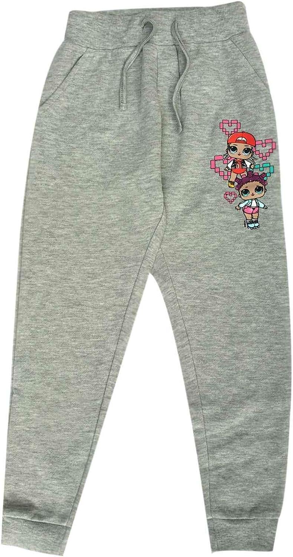 Lol Surprise - Pantalón de chándal para niña Rosa Rosa 5 años ...