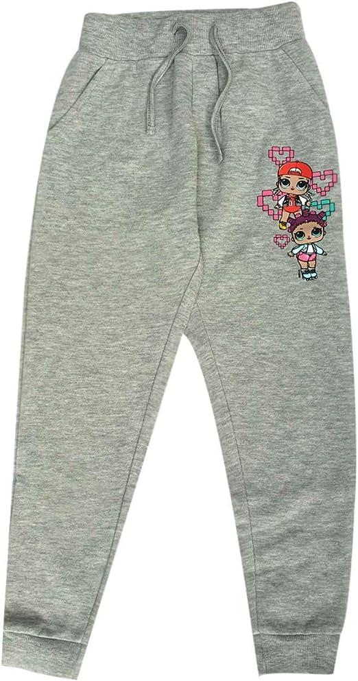 Lol Surprise - Pantalón de chándal para niña: Amazon.es: Ropa y ...