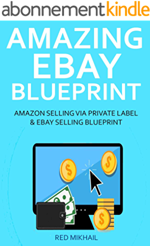 AMAZING EBAY BLUEPRINT (2016): AMAZON SELLING VIA PRIVATE LABEL & EBAY SELLING BLUEPRINT (English Edition)