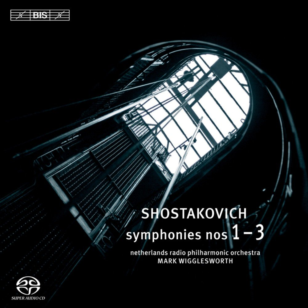 SACD : Mark Wigglesworth - Symphonies No. 1 - 3 (Hybrid SACD)
