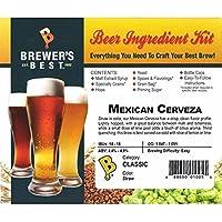 Brewer's Best COMINHKPR140116 Home Brew Beer Ingredient Kit, 5 gal (Mexican Cerveza)