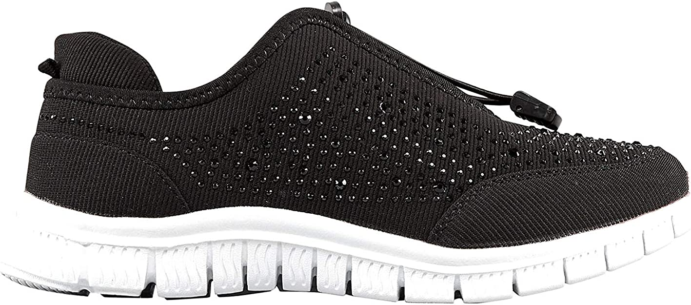 Embellished Trainers In Extra Wide Fit