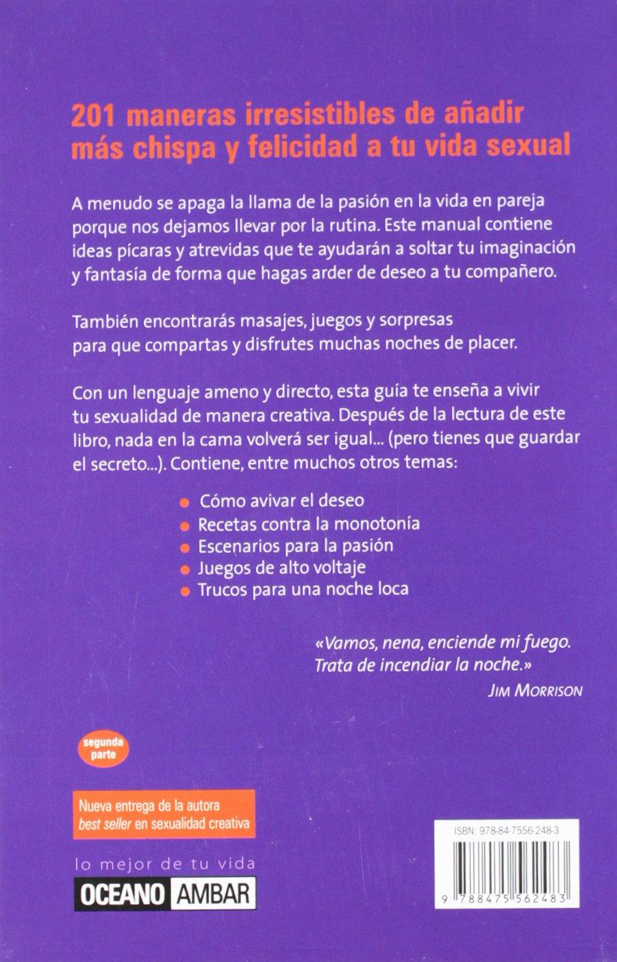 201 ideas para volver loco a tu hombre en la cama (Muy Personal) (Spanish Edition): Tina Robbins: 9788475562483: Amazon.com: Books
