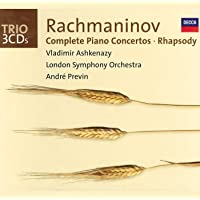 Rachmaninov: Complete Piano Concertos, Rhapsody