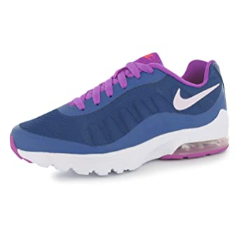 b10c3e5265 Nike Air Max Invigor Training Shoes Womens Purple/Grey Fitness Trainers  Sneakers (UK5)